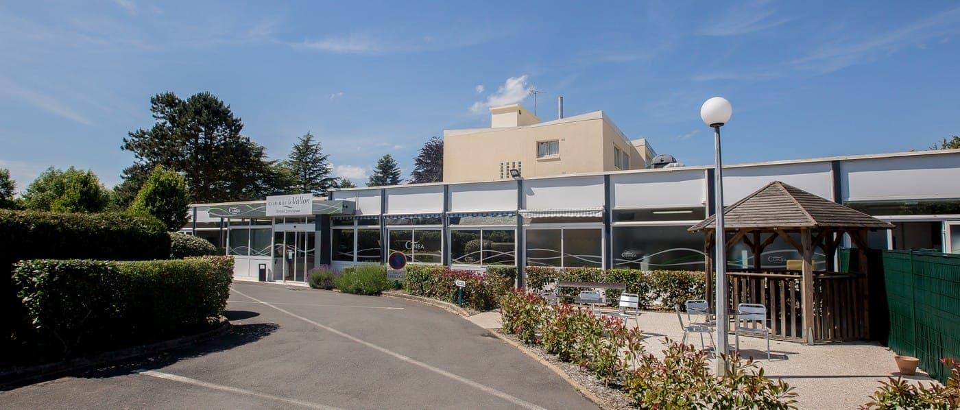 Clinique Le Vallon