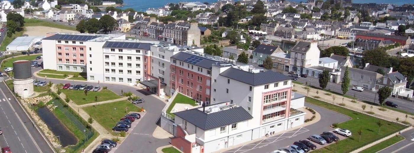 Centre de Rééducation Fonctionnelle de Tréboul