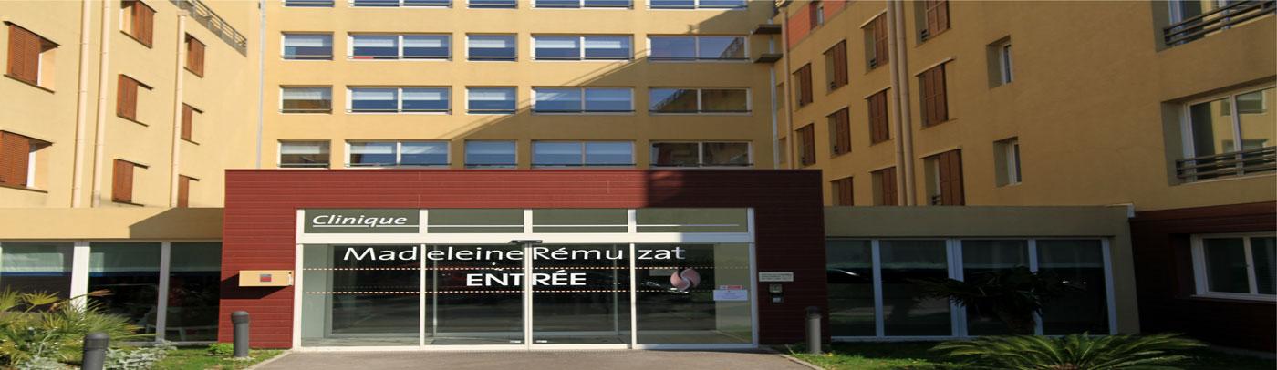 Clinique Madeleine Rémuzat