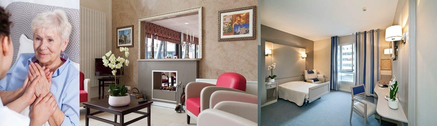 Confort hôtelier, convivialité et soins de qualité en EHPAD