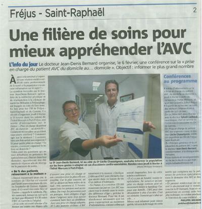 Orpea clinique Héliades santé filière soins AVC