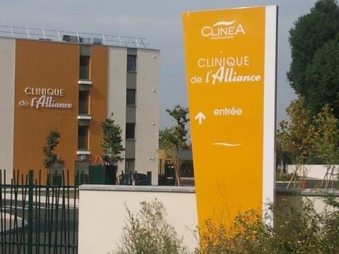 CLINEA Villepinte, Clinique psychiatrique de l'Alliance