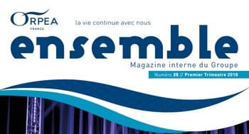 actualités du Groupe ORPEA journal interne n°25