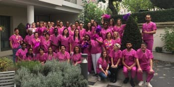 CLINEA SSR Chamalieres pour Octobre rose 2019