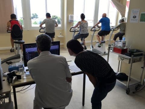 Coopération du Centre Cardio Vasculaire de Valmante sur un protocole de recherche