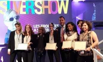 ORPEA laureat Silver Show 2018