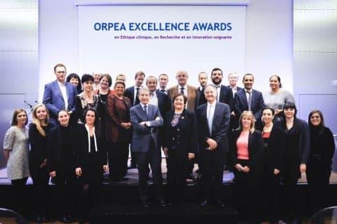 Les lauréats des ORPEA Excellence Awards 2016