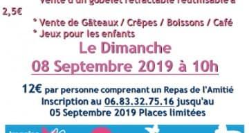 orpea clinea Pierre de Brantôme marche solidaire