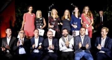 lauréats 2018 du Trophée Qualité ORPEA CLINEA