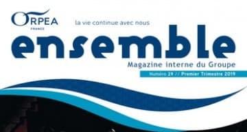 Magazine interne ORPEA France