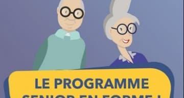 Programme Seniors en forme cofinancé par ORPEA