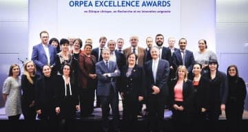 Les lauréats des ORPEA Excellence Awards 2016