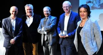 equipe clinique Lyon Champvert lauréate orpea excellence awards 2015 catégorie recherche