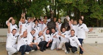 Les finalistes du concours culinaire 2016 du Groupe ORPEA